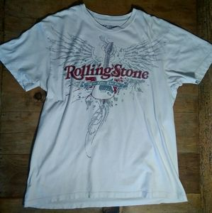 Rolling Stone Band Tee